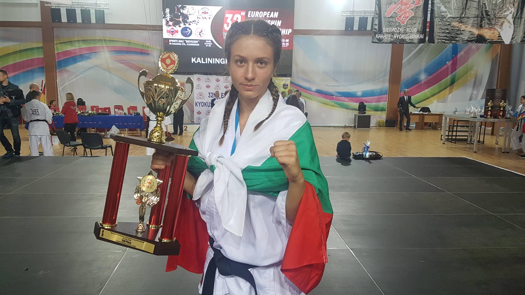 Красимира Мирева: Няма непобедим противник