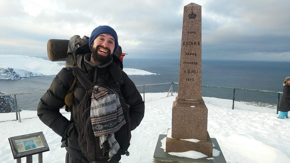 Пътешествениците: Себастиан Чнелик