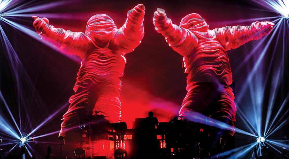 The Chemical Brothers с първи концерт на българска сцена