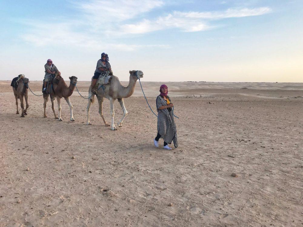 До Тунис и назад – част I
