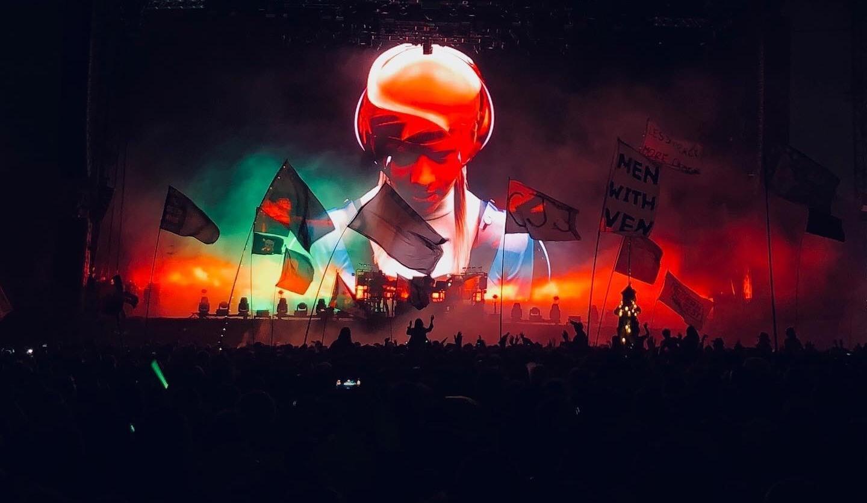 The Chemical Brothers с най-великия световен лайв денс спектакъл в момента