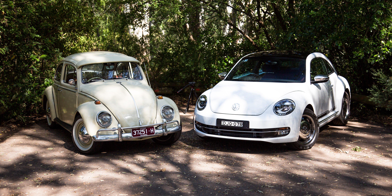 """Изпращаме се с легендарната """"Костенурка"""" на Volkswagen"""