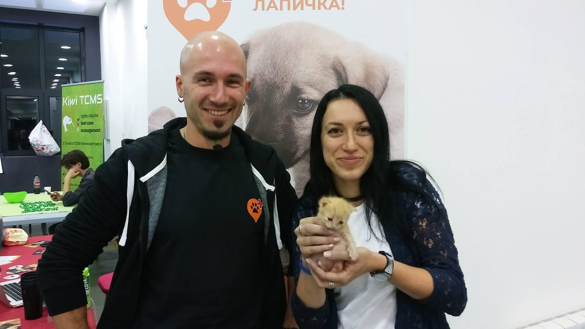 Милен Маринов за Help a Paw – приложение, което помага на животни в беда