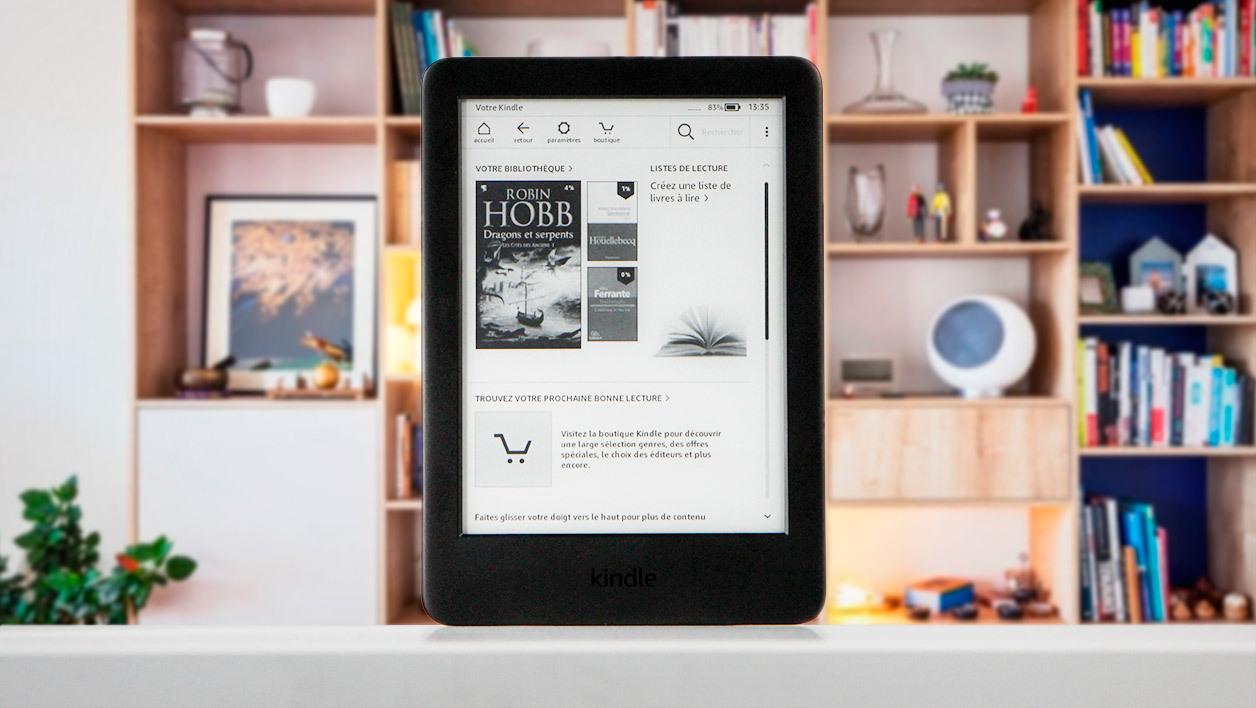 Amazon Kindle 2019 – перфектният избор за любителите на книгите