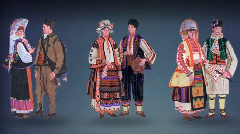 Българската носия и магията, която носи