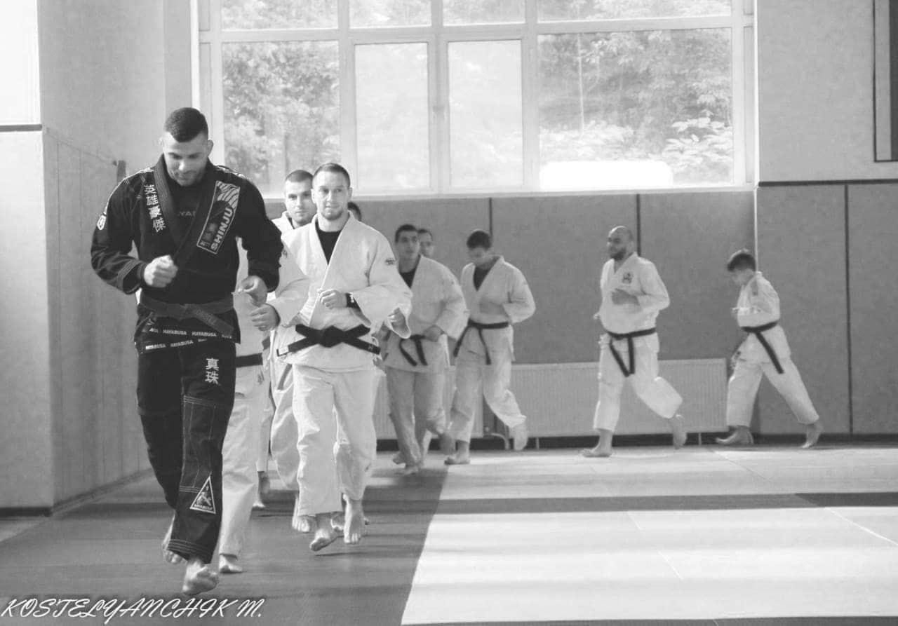 Стилиян Георгиев: Правя това, което обичам, а именно да се боря