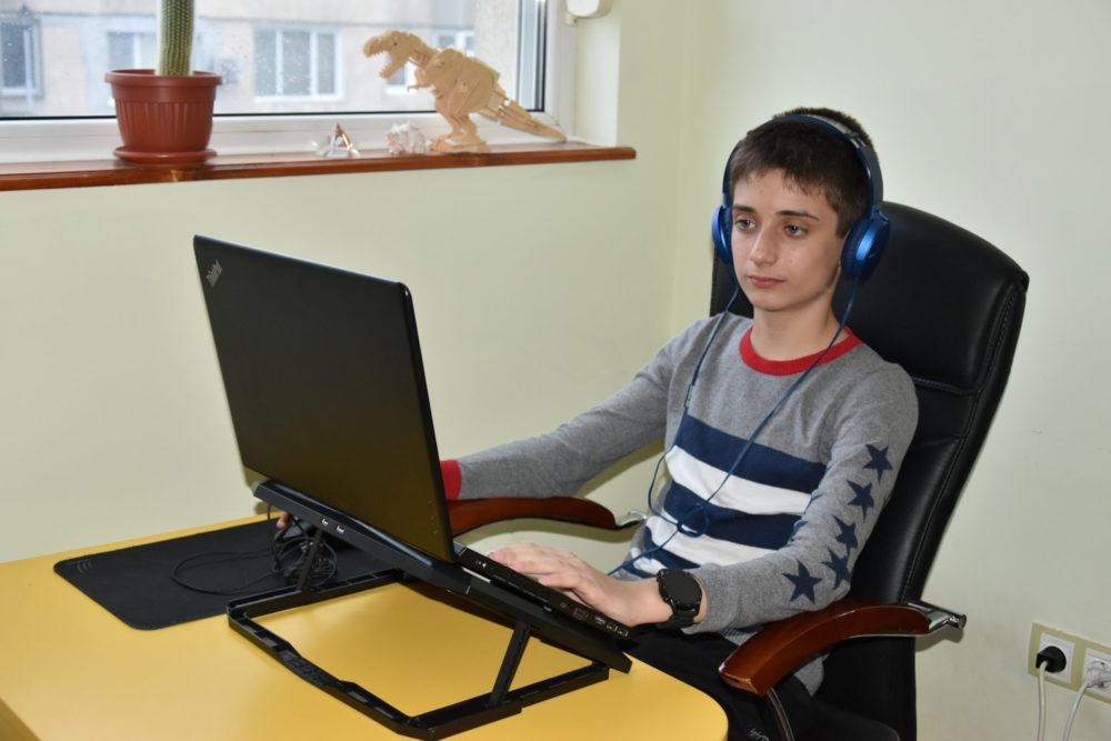 Димитър Самаров, най-младият студент в Бългрия: Аз съм едно момче на 12 с много мечти и спокойно детство