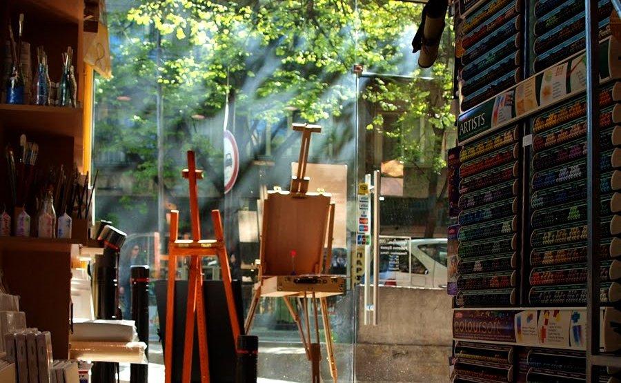 Магазин за арт материали КрисиАрт – за хора с идеи