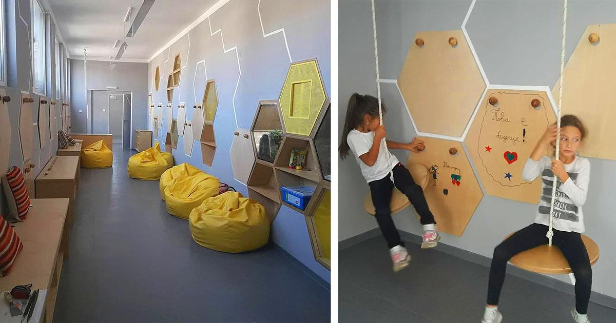 Училището на мечтите в град Берковица