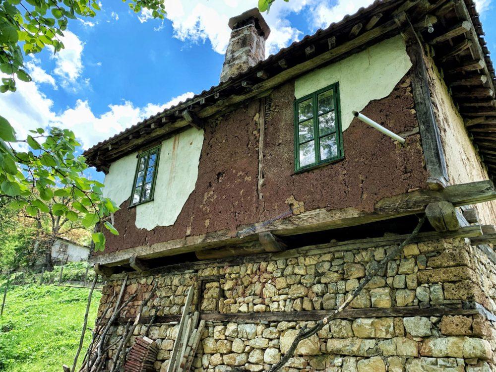 Село Бойчета, високо в планината