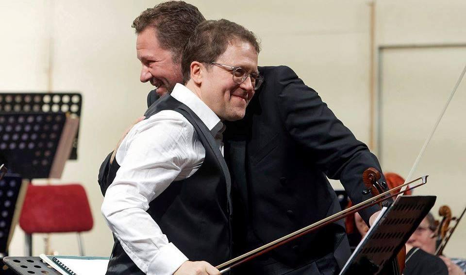 Симфонична приказка и невероятният талант на братя Ешкенази