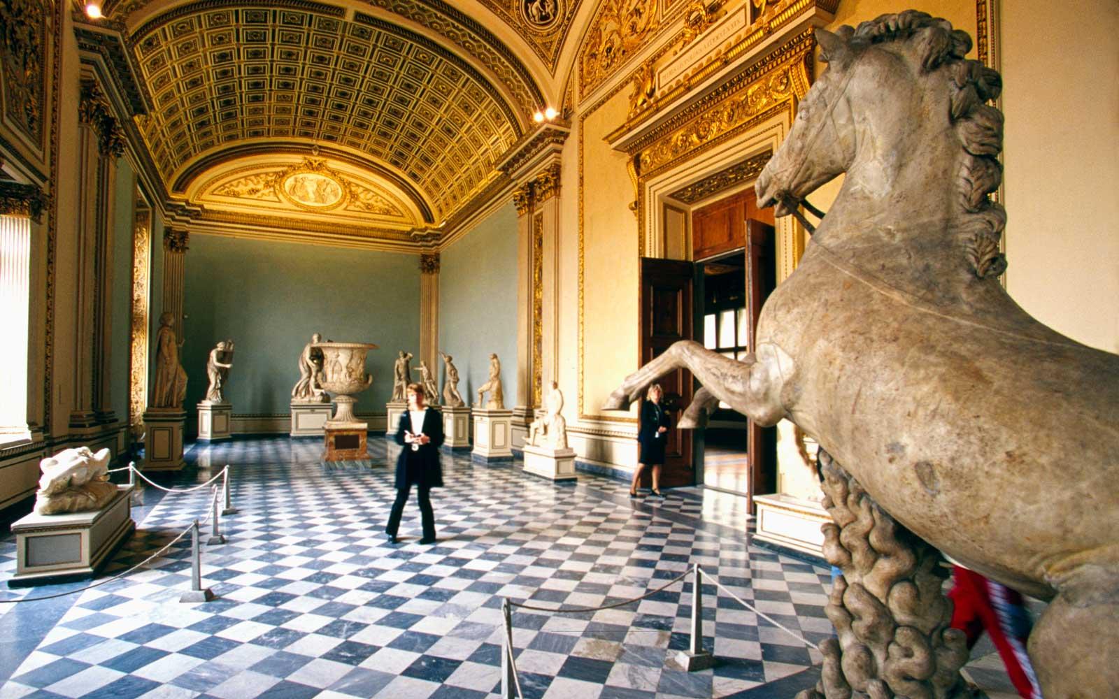 Световноизвестните музеи, които предлагат виртуални разходки