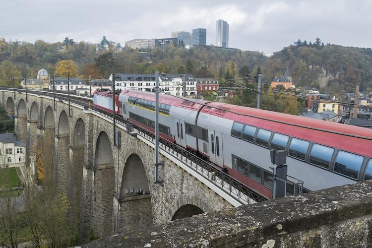 Люксембург предоставя безплатен обществен транспорт
