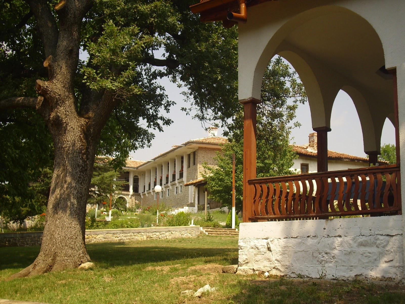 """Манастирът """"Св. Атанасий Велики"""" – най-старият в Европа"""