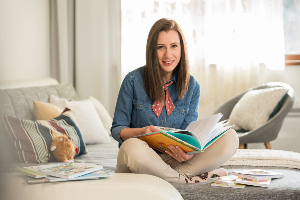 Радостина Николова: Давайте на децата право на избор на книга