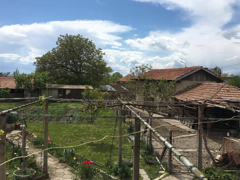 Село Васил Левски и студът в самотните къщи