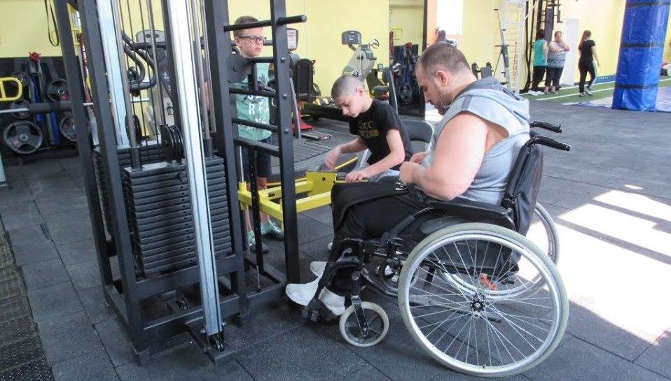 Първата спортна зала за деца с увреждания отвори врати в Русе