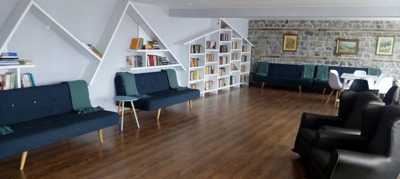 хижа плевен библиотека