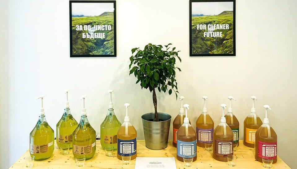 Рефилница – първият магазин за стоки без опаковки в България