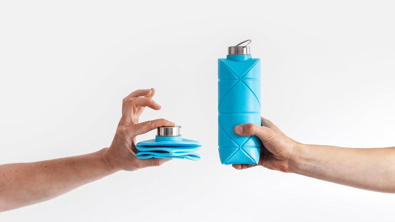 Оригами бутилката – големият успех на една българска идея