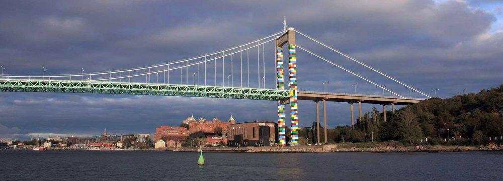 лего мост