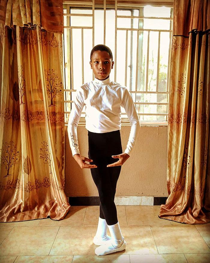 нигерия балет